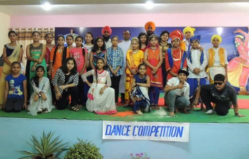 64917Dance Competition Jharmari